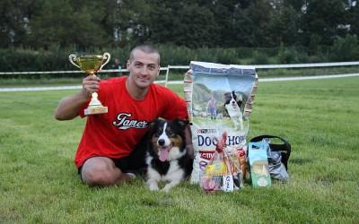 Mistrovství České Republiky DogFrisbee 2014